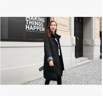 3 Collier Manteaux Coton Cheveux 1 Veste Raton 4 Artificielle Doublure Dames 2 Laveur 2018 Nouveau Femmes Hgfs Femelle Rembourré Noir Épais D'hiver Parka wvq1xnC