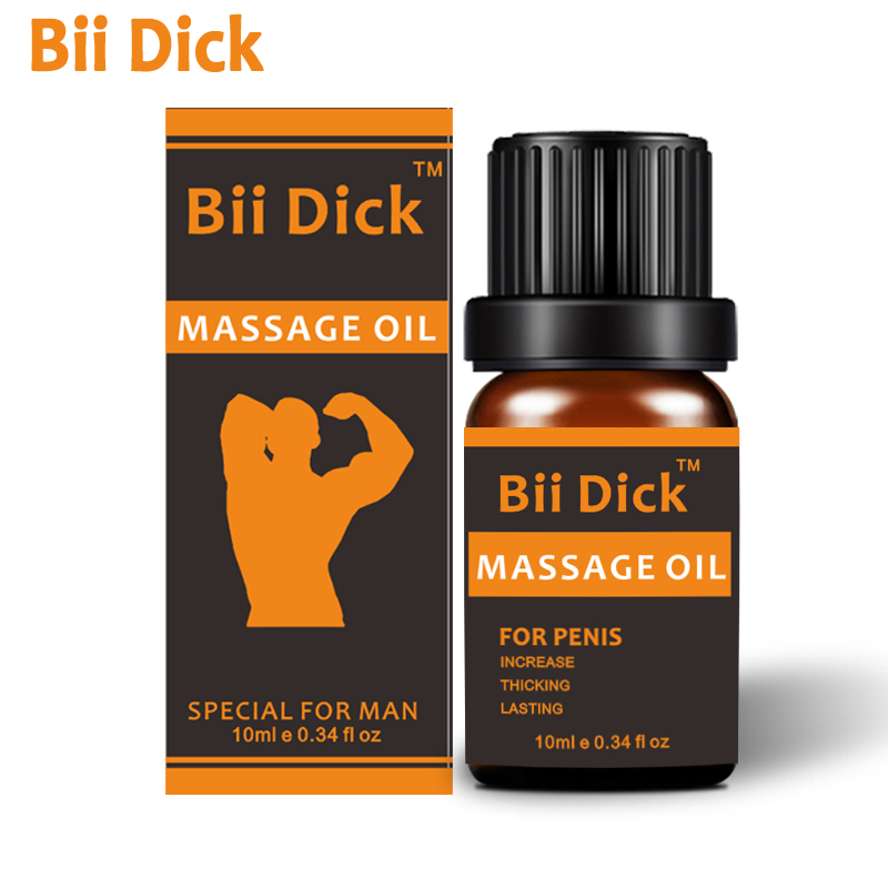 Bii Dick Enlargement Oils Men Health Massage Growth Thickening Increase Big Cock Grow Permanent Delay Products  Enlargers Pills