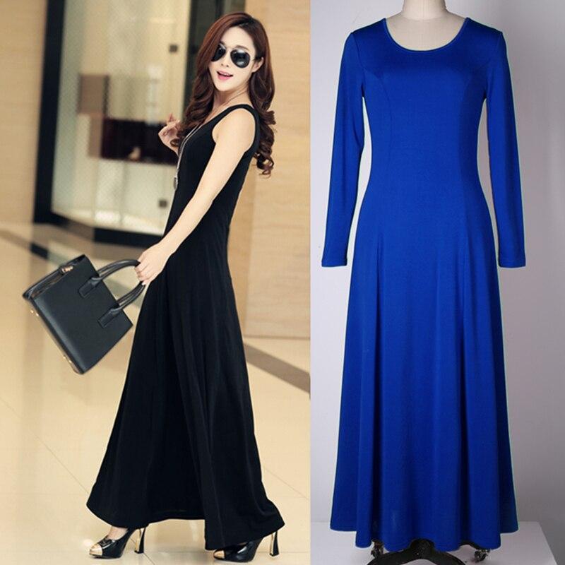 Летнее платье для женщин модное повседневное Макси платье размера плюс черные платья Бохо сарафан вечерние элегантные женские платья