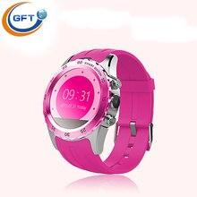 GFT KW08 smartwatch sim android compass wireless wacth runde uhr smart wasserdichte sport armbanduhr pulsmesser