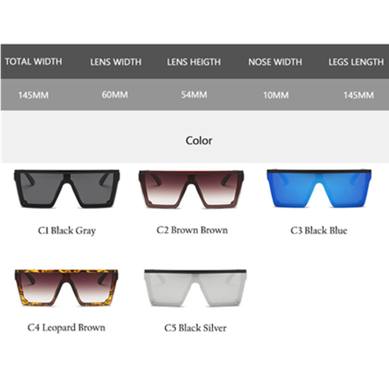 Emosnia Unisex Square Modis Sunglasses Oculos De Sol feminino 2019 Vintage Luxury Women Brand Designer Sun Glasses Retro UV400 5