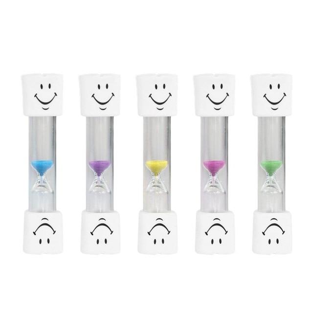 Lovely Smile Face Timer 3 Minute Teeth Toothbrush Brushing Timer