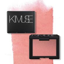 Kimuse Exquisite Bake Blusher Palette Waterproof Long Lasting Makeup with Mirror
