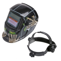 NEW Eyes Protection Domino Solar Automatic Darken/Shading TIG MIG MMA ARC Welding Mask/Helmet/Welder Glasses For Welder
