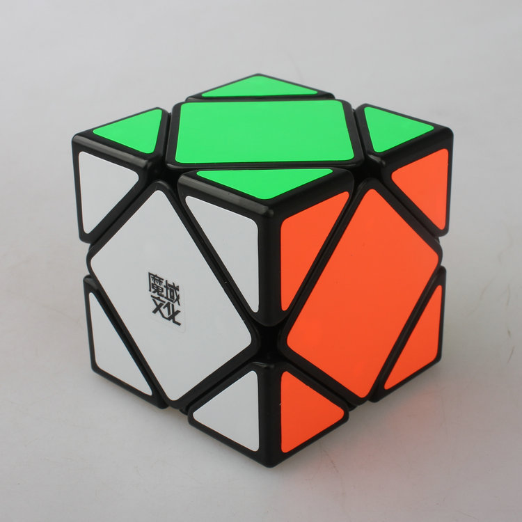 YJ MoYu Skewb Cube Magic Cube Speed Puzzle Twist Cubes Cubo Magico Educational Toys Kids Gift