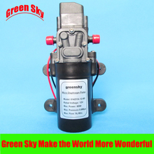 5L/MIN DC12V 60W High Pressure Diaphragm Pump