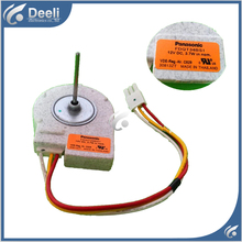 100 new Good working for refrigerator Fan motor for refrigerator freezer FDQT34BS1 12V DC