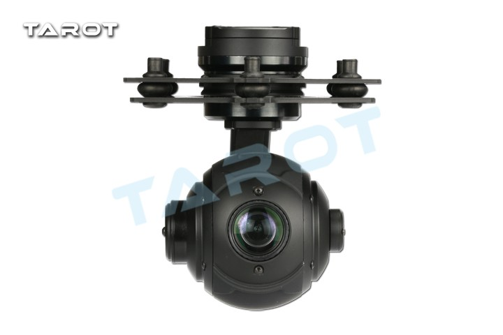 Tarot PEEPER T10X 250ma Burshless cardan FPV sphérique haute définition TL10A00 avec caméra HD F20719 - 2
