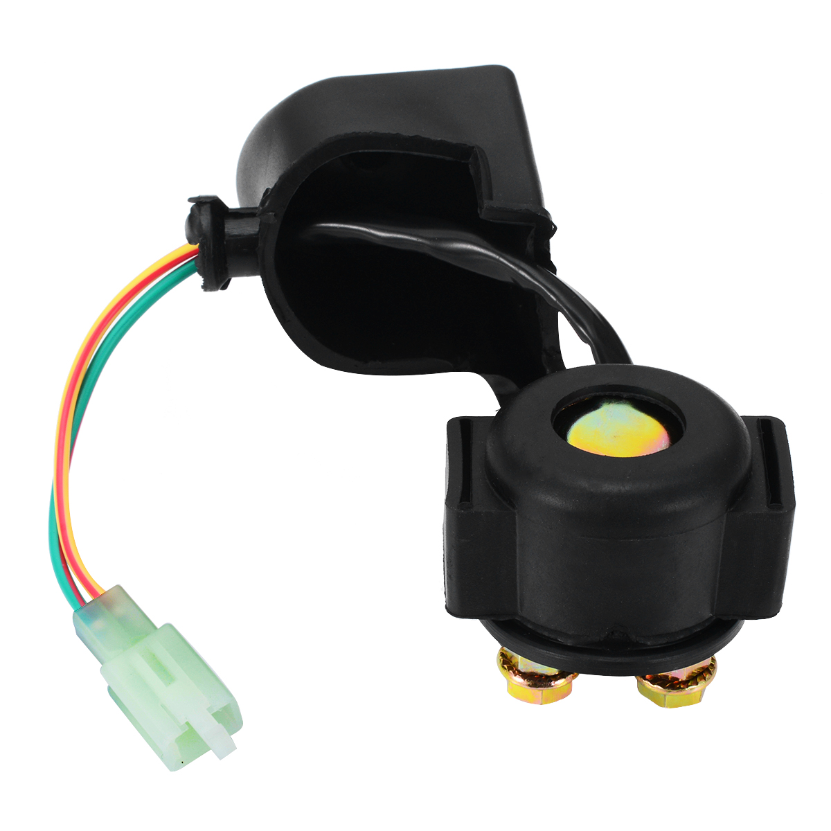 1x 12V Starter Relay Solenoid For Chinese GY6 Scooter Moped ATV 50cc 125cc 150cc