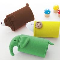 Cute Animal Shape Baby Blankets 2017 New Fashion Japan Style Multifunctional Fleece Blanket Bedding Set Free Shipping
