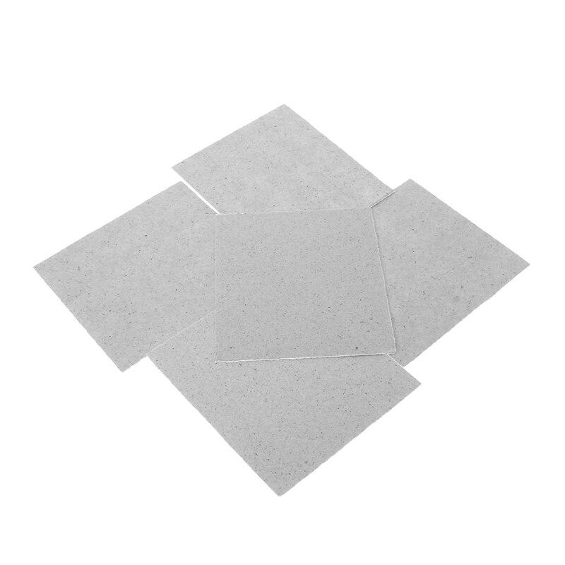 12x12 см/4,7x4,7 дюймов микроволновая печь слюды пластины Ремонт Часть теплостойкость