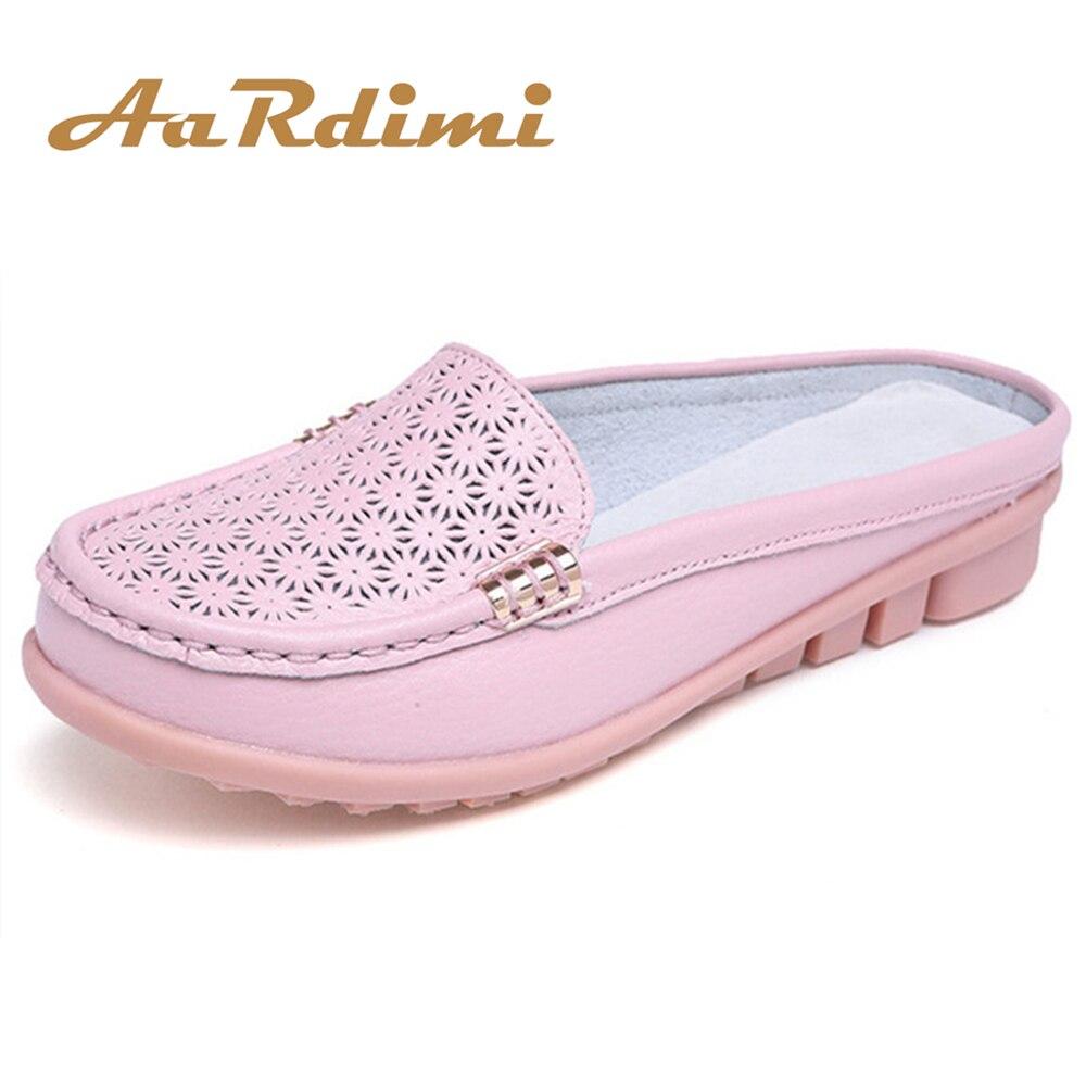 2017 г. Лидер продаж 100% женская обувь из натуральной кожи летние Сандалии для девочек Для женщин Шлёпанцы для женщин Повседневное одноцветное...