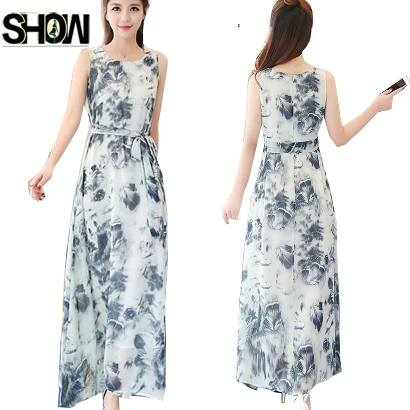 Popular Maxi Dress Long Chiffon-Buy Cheap Maxi Dress Long Chiffon ...