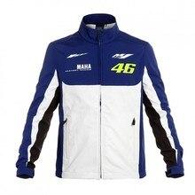 KODASKIN MotoGP M1 LUNA ROSSI VR46 Windbreaker Team Sweatshirts Casual Driving Motorcycle Jackets Motorbike 46 Wind