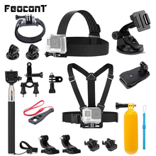 Sport Camera Accessories For Gopro 2018 Mount Skeletons Frames GoPro 6 Hero 3 Eken H9 Go Pro 5 Action