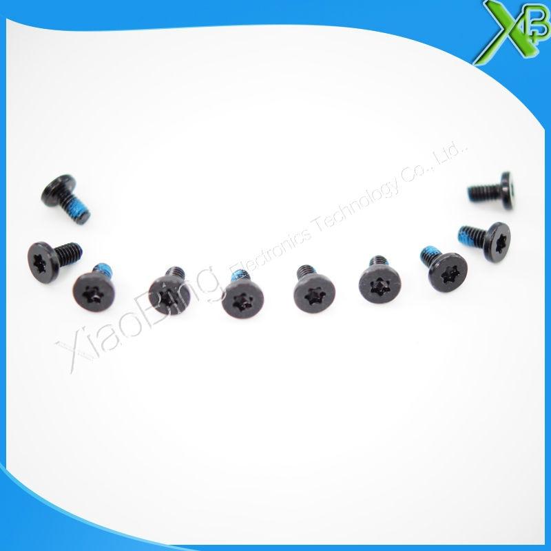 10 STÜCKE - Nagelneue Scharnierschrauben für MacBook Air Retina A1369 A1370 A1465 A1466 A1425 A1502 A1398