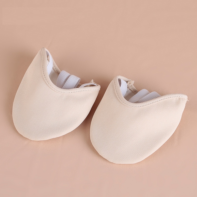 New Belly Dance Shoes Toe Women Shoes Color Practice Soft Bottom Toe First Half Half Sole kungfu Shoes Sneakers Pointe shoes
