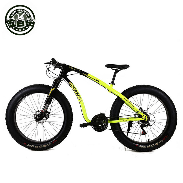 Fat Tires For Cars, Love Freedom 26 Inch Fat Bike  Speed Bike Snow Tires 4 0 Bike Bicycle Free Delivery, Fat Tires For Cars