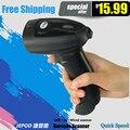 JP-B1 Низкой Цене Лазерный Сканер Штрих-Кода Дешевые Портативный USB Проводной 1D Кабель Считывания Штрих-Кода для POS Системы Супермаркет