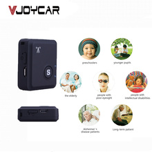 VJOYCAR V6+ GSM Tracker Personal LBS GPRS Tracking Devices For Kids Mini Voice Alarm Locator SOS Geo-fence Free APP Web NO GPS