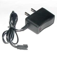 4,8 В/250 мА NiMH NiCD зарядное устройство SM соединитель optonal ЕС и США разъем RC модель зарядки