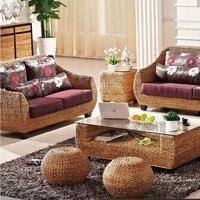 Лоза ротанг на открытом воздухе диван мебель