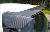100 Carbon Fiber CAR REAR WING TRUNK SPOILER FOR Volkswagen VW GOLF 7 MK7 GTI R