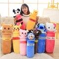 Pokemon travesseiro 58 CM Maior anime travesseiro Brinquedos Do Bebê almohada de mickey rato Ponto Brinquedo De Pelúcia Macia Anime Boneca Para As Crianças Brinquedos 1 pcs