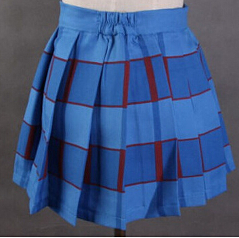 Free Shipping Love Live Cosplay Skirt  Kousaka Honoka Minami Kotori Ayase Eli Tojo Nozomi Nishikino Maki School Uniform Skirt