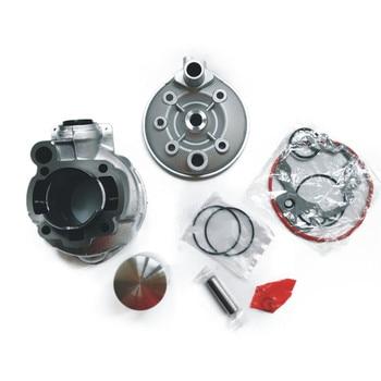 49mm / 12mm 90cc Big Bore Cylinder Kit & Cylinder Head Cap for minarelli MOTORHISPANIA Furia 50 RX50 RYZ 50 AM6 2T 2 ring