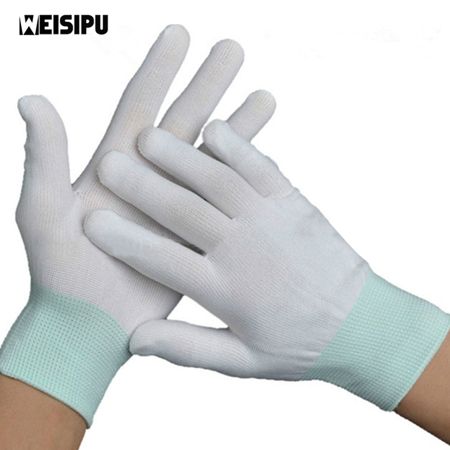 WEISIPU 1 Pair New Hot Nylon Quilting Gloves For Motion Machine ... : quilting gloves - Adamdwight.com
