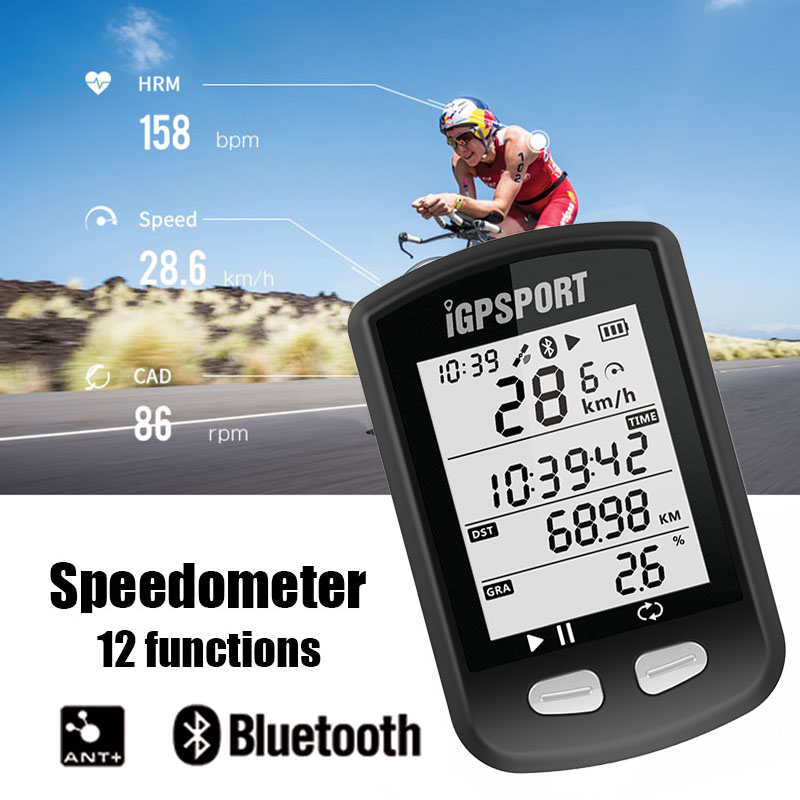 IN STOCK igpsport iGS10 GPS MTB Road Cycling Computer Waterproof  ANT Wireless Speedometer Vdo bicycle Mileometer Bluetooth 4.0 igpsport gps bicycle bike cycling computer waterproof ipx6 wireless speedometer bicycle digital stopwatch cycling speedometer