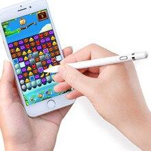 Hoạt động Điện Dung Bút cảm ứng Cho iPad Mini Iphone Bút Chì Màn Hình Cảm Ứng Bút Cho Android Samsung Huawei Mỹ Điểm Cảm Ứng