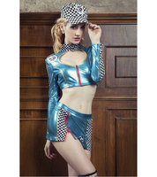 Luxurious Erotic Clothing 2016 Fashion Baby Football Sets Chinese Characteristics Stage Dance Costume Sexy Girl Jazz