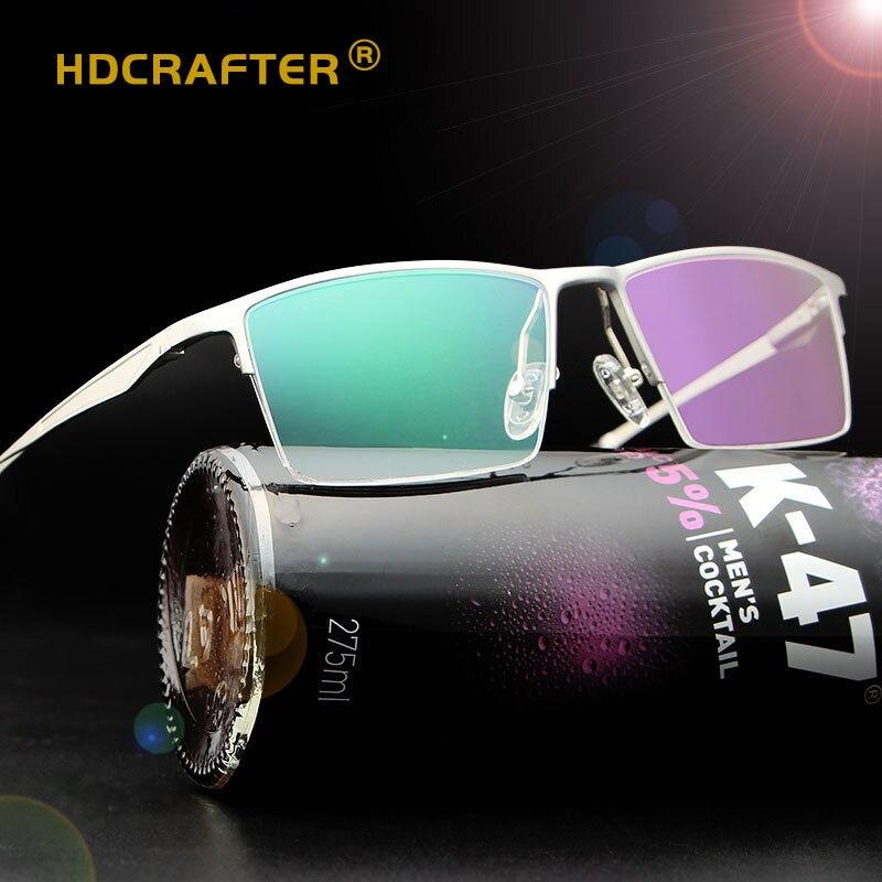 Men Carter Ultralight Myopia Computer Glasses Frame Optical Eyeglasses Frame Brand Male Lunette Oculos Clear Glasses