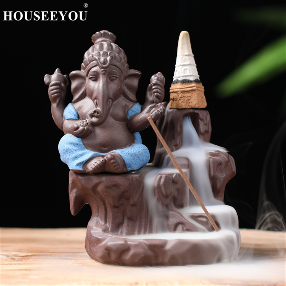 Incense Burner Aromatherapy Furnace 6