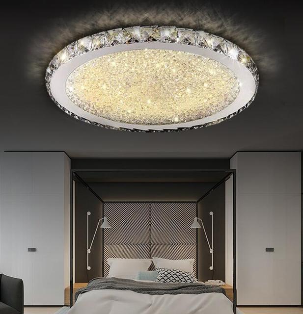 Moderne Led Ronde Plafond Lampe Salon Restaurant Chambre Atmosphere