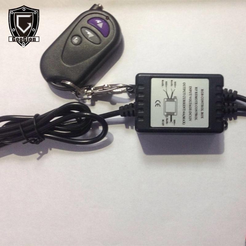 Car LED RF Remote Controller for Car Strobe Light Flash Dash Warning Lights DRL Daytime Running Light 12V LED Lights Controller