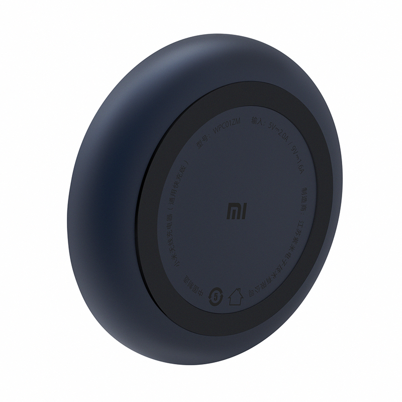 Image 4 - Original Xiaomi Wireless Charger Universal Fast Charge Version Qi Smart Quick Charger For Mi MIX 2S iPhone X 8 plus Sumsung S9-in Mobile Phone Chargers from Cellphones & Telecommunications