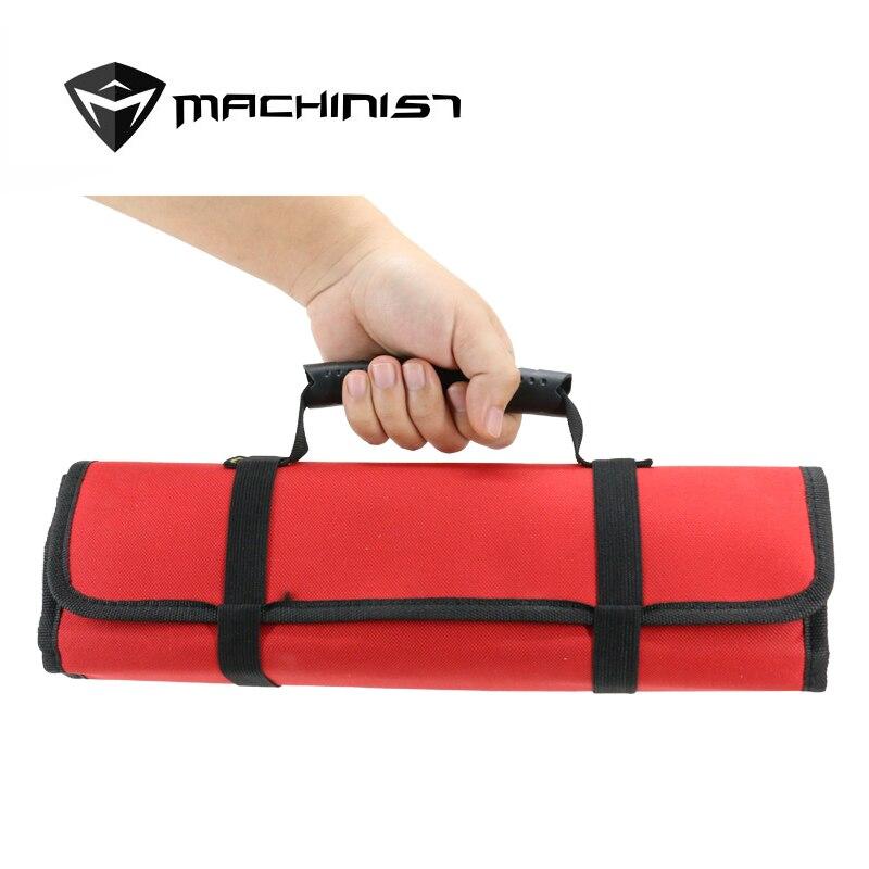 Utility Bag Pratica Maniglie di trasporto Multifunzionale Oxford Tela Scalpello Rotolo di Rolling Riparazione Tool Bag 3 Colori