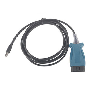 Image 2 - New JLR SDD PRO V154 for Jaguar and for Land Rover 2005 2016 Year Via OBD2 16PIN to USB Diagnostic Cable Support CAN ISO9141 Car