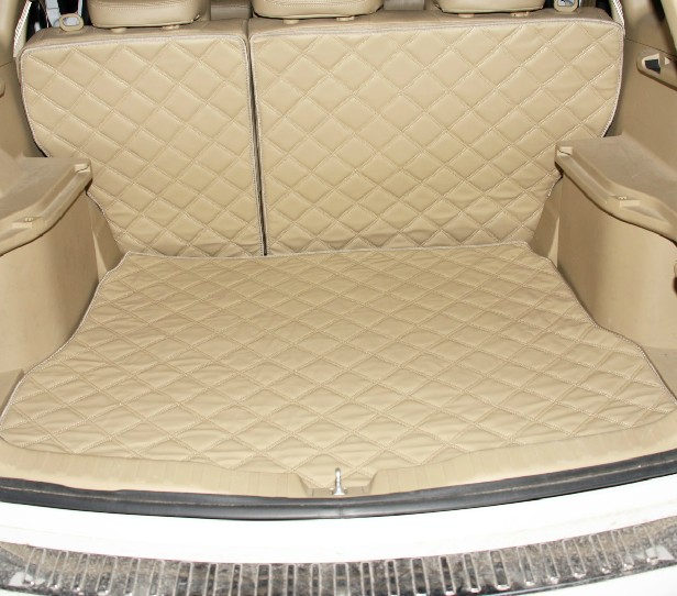 full set leather trunk mats after the warehouse case for New Great Wall Hover H6 H5 H3 M4 Great Wall C30 zoom xyh 5 съемный микрофон для h5 h6
