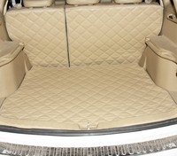 full set leather trunk mats after the warehouse case for New Great Wall Hover H6 H5 H3 M4 Great Wall C30