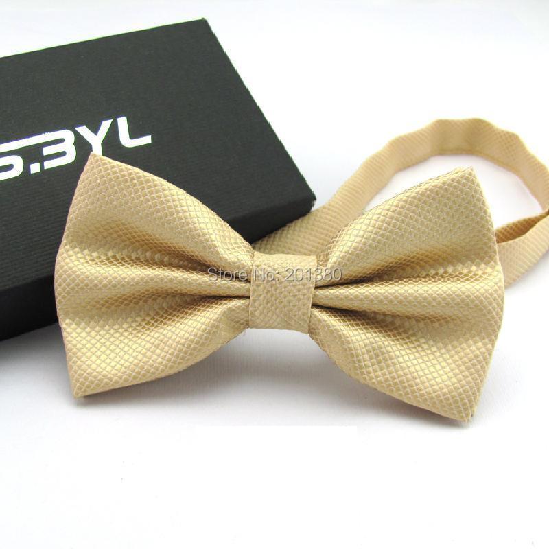 17 Solid color bowtie men Bow Tie Fashion butterflies white black blue 15