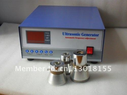 ultrasonic generator 2000W 220V 17khz/20khz/25khz/28khz/30khz/33khz/40khz