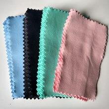 Блестящая ткань для полировки серебра 200 пробы продавцы ювелирных