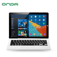 Onda obook 20 plus 10.1 ''Tablet PC intel cherry trail Z8350 Quad-Core 4GB ram 64GB rom 1920*1200 IPS WiFi colpisce 10 Andorid 5.1