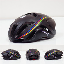 цена на ScoHiro-Work Men Women Bike Helmet Mountain road ultralight helmet Triathlon helmet Cycling sports helmet