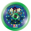 Plastic Glow Yo Yo Luminous Shinning Yo Yo Toy Ball Magic Yoyo Ball Bearing Yoyo Diabolo