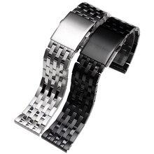 Stainless Steel Watchbands For DIESEL DZ7221 DZ7214 Men Watches